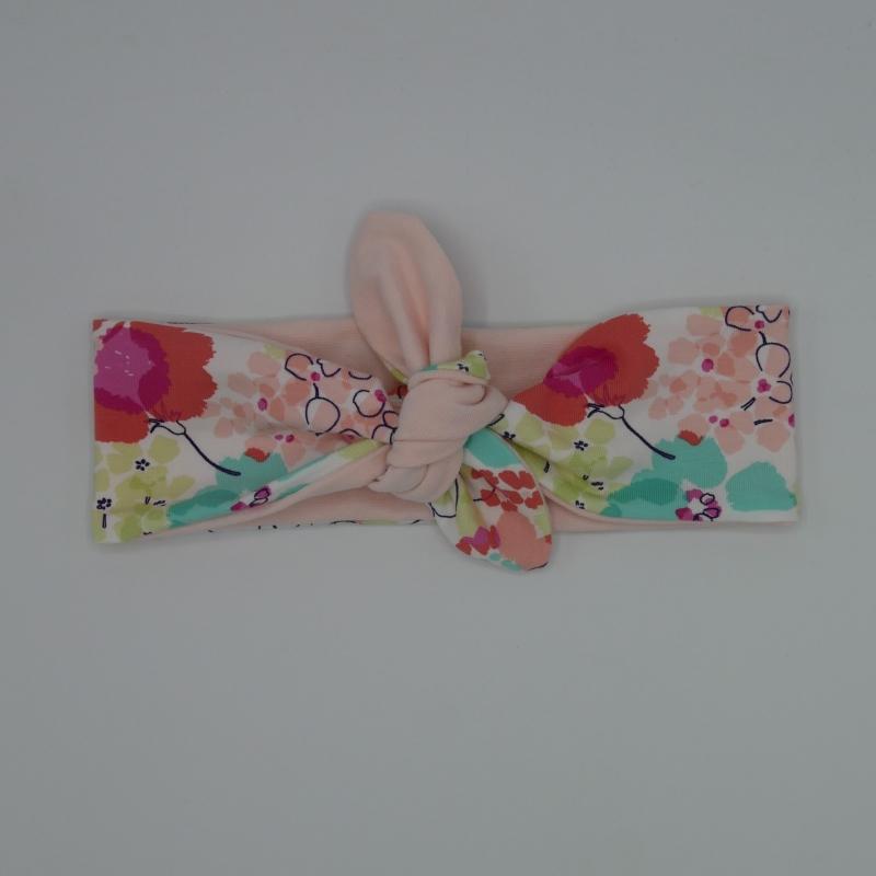 - ! SALE ! PASTELL Stirnband Haarband mit Schleife zum Knoten Handmade von zimtblüte   - ! SALE ! PASTELL Stirnband Haarband mit Schleife zum Knoten Handmade von zimtblüte