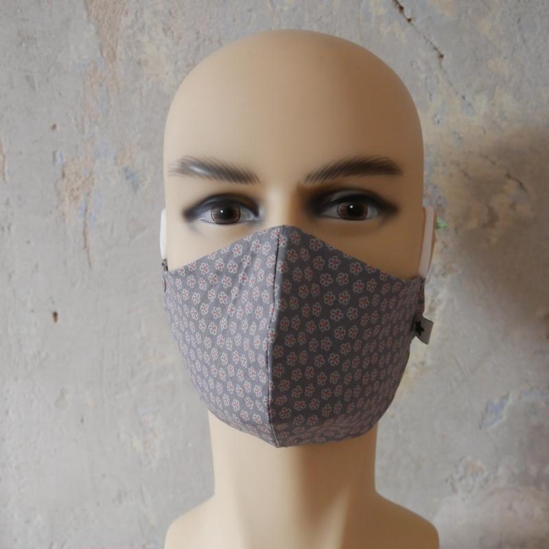 - Mund-Nasen-Maske, Behelfsmaske Alltagsmaske ohne Nasensteg von zimtblüte  - Mund-Nasen-Maske, Behelfsmaske Alltagsmaske ohne Nasensteg von zimtblüte