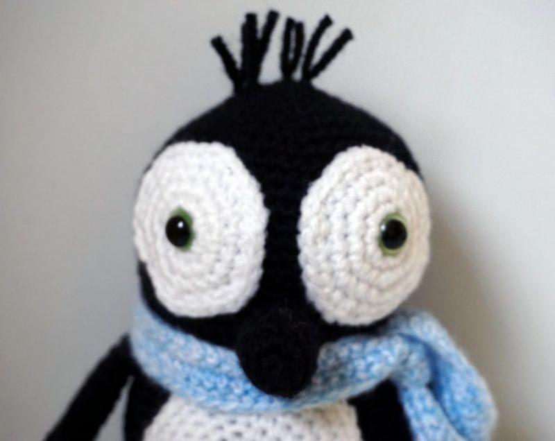Kleinesbild - ♡ Amigurumi Pinguin Joe ♡ amigoll9 ♡ Deko ♡ Handarbeit ♡