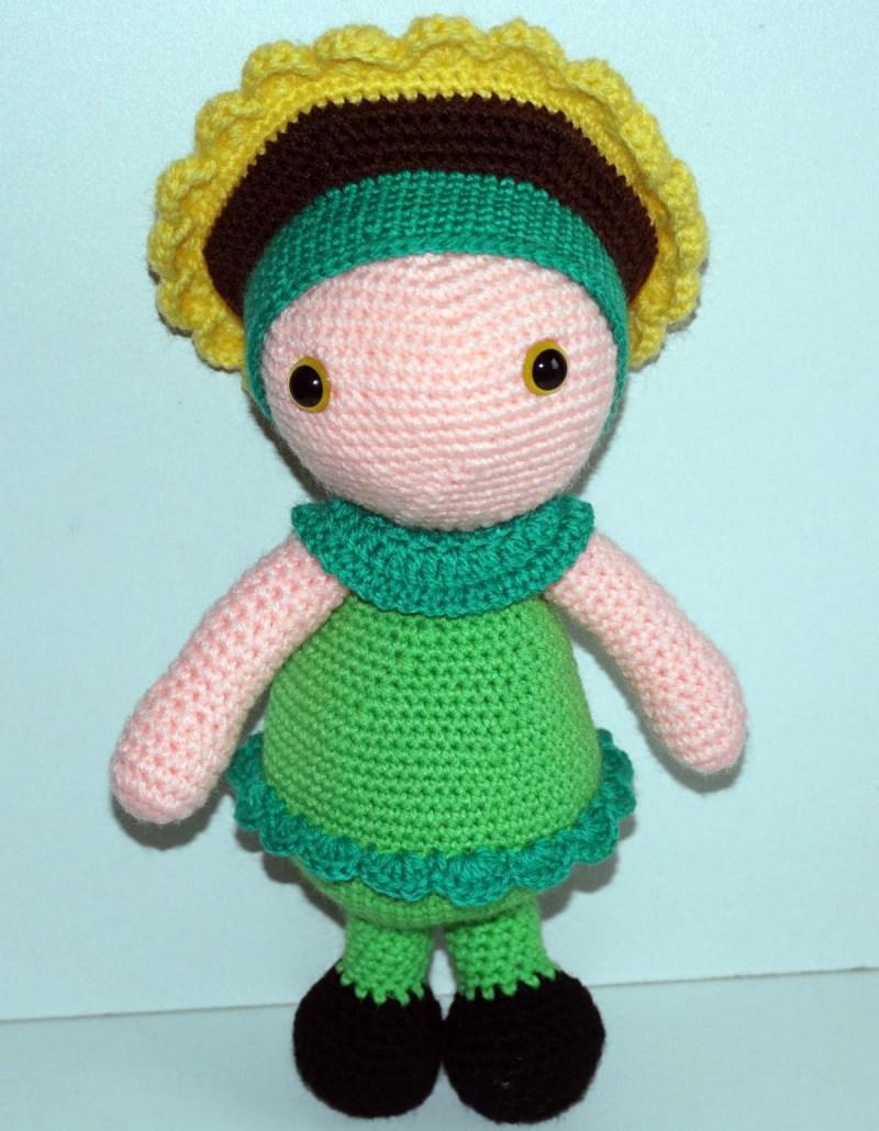 - ♡ Amigurumi Puppe Sunshine ♡ amigoll9 ♡ Deko ♡ Handarbeit ♡ - ♡ Amigurumi Puppe Sunshine ♡ amigoll9 ♡ Deko ♡ Handarbeit ♡