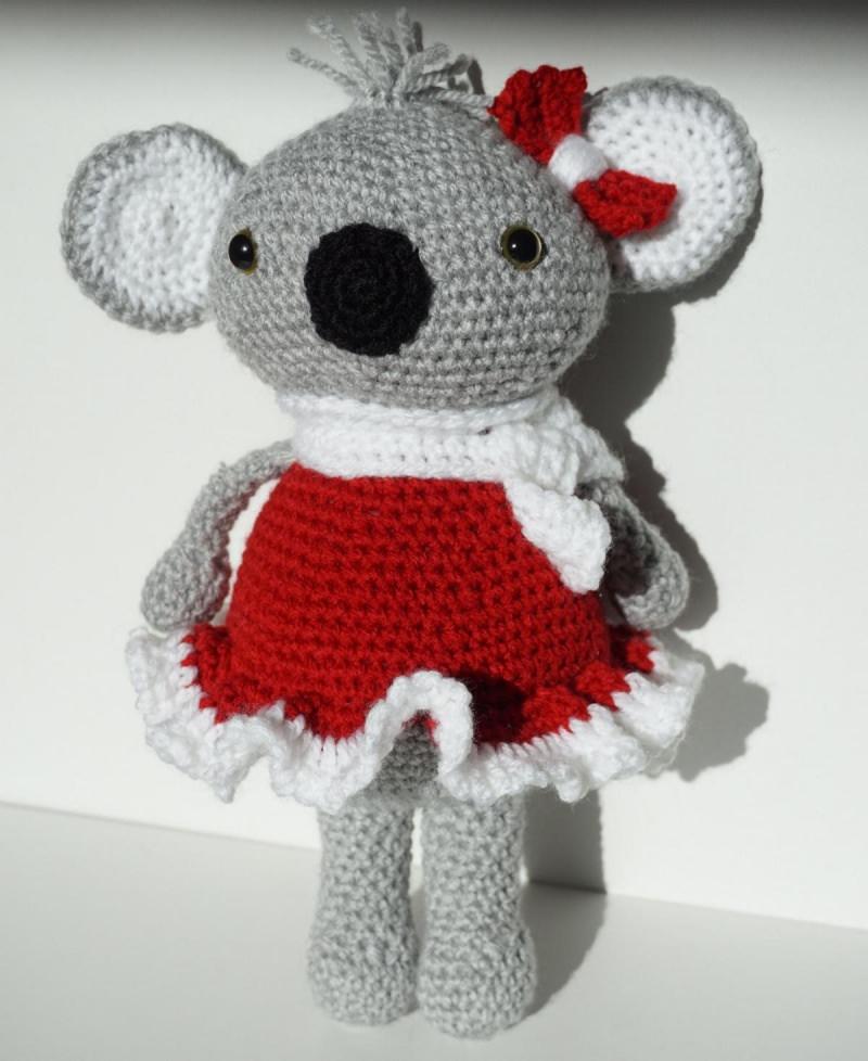 - ♡ Amigurumi Koala Kim ♡ amigoll9 ♡ Deko ♡ Handarbeit ♡ - ♡ Amigurumi Koala Kim ♡ amigoll9 ♡ Deko ♡ Handarbeit ♡