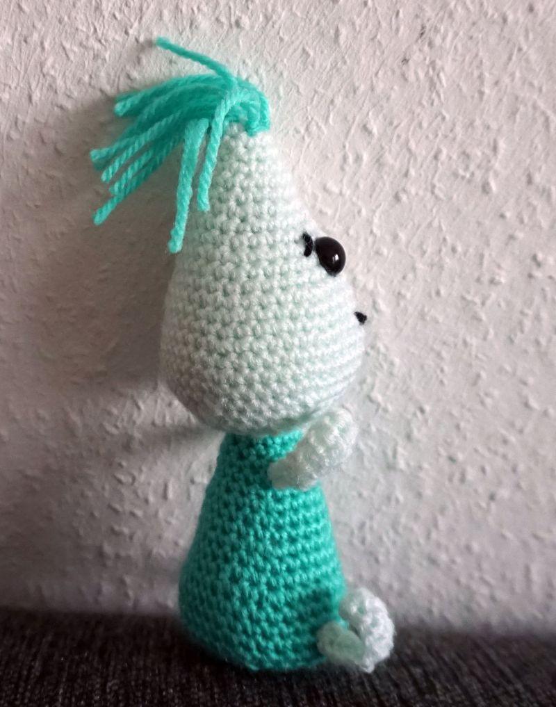 Kleinesbild - ♡ Amigurumi kleine Zwiebel Joyce ♡ Handmade ♡