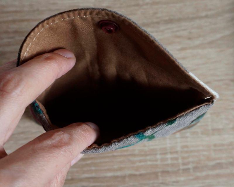 Kleinesbild - Geldbörse ♡ Kaufmannsladen ♡ amigoll9 ♡ Handarbeit