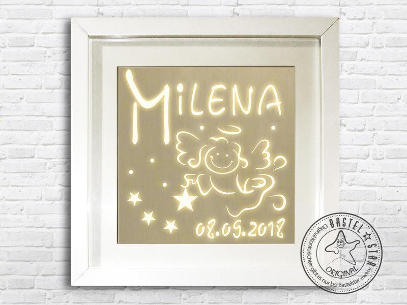 - Schlummerlampe LED Schutzlicht Schutzengel zur Geburt - Schlummerlampe LED Schutzlicht Schutzengel zur Geburt