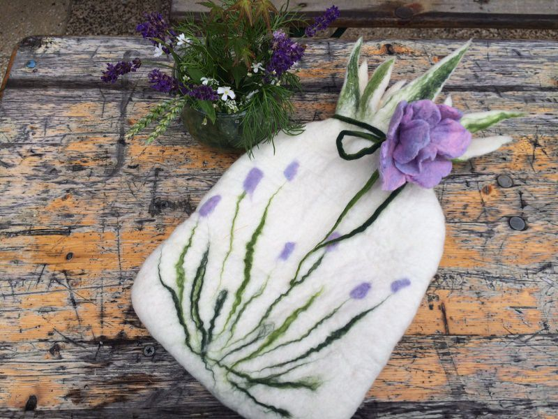 - Wärmflasche Lavendelzauber - Wärmflasche Lavendelzauber