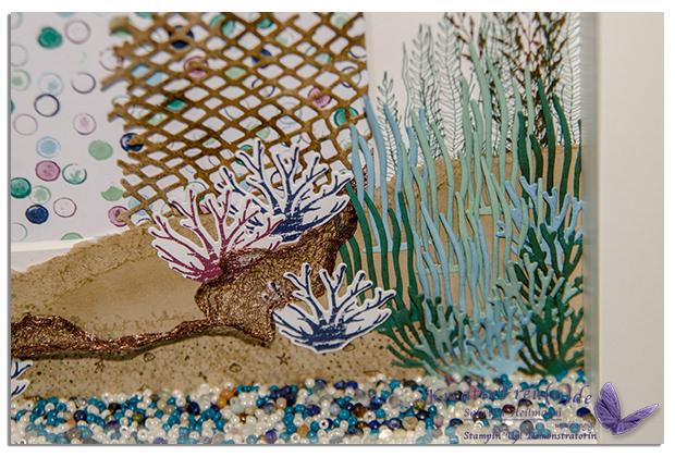 Kleinesbild - Dekorativer Rahmen zum Hinstellen oder Aufhängen - Maritimer Style