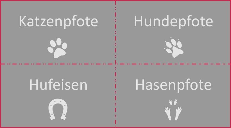 Haustierbedarf Kleines Grabkreuz Aus Eiche Mit Graviertem