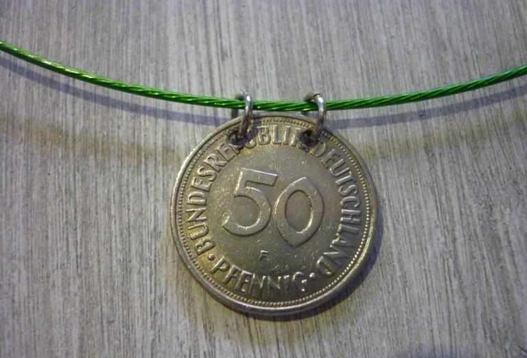 - Halsreif 50. Geburtstag Junbiläum Vintage Geburtstagsgeschenk - Halsreif 50. Geburtstag Junbiläum Vintage Geburtstagsgeschenk