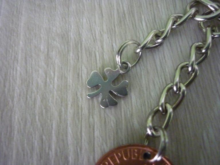 Kleinesbild - handgemachter Schlüsselanhänger mit