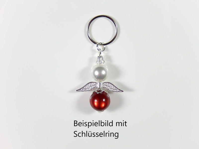 Kleinesbild - Schlüsselanhänger Schutzengel Charm Taschenanhänger