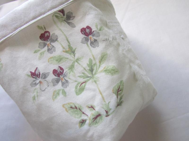 - Utensilo Hornveichen, romantisch, Vintage,, handmade, Patchwork,  - Utensilo Hornveichen, romantisch, Vintage,, handmade, Patchwork,