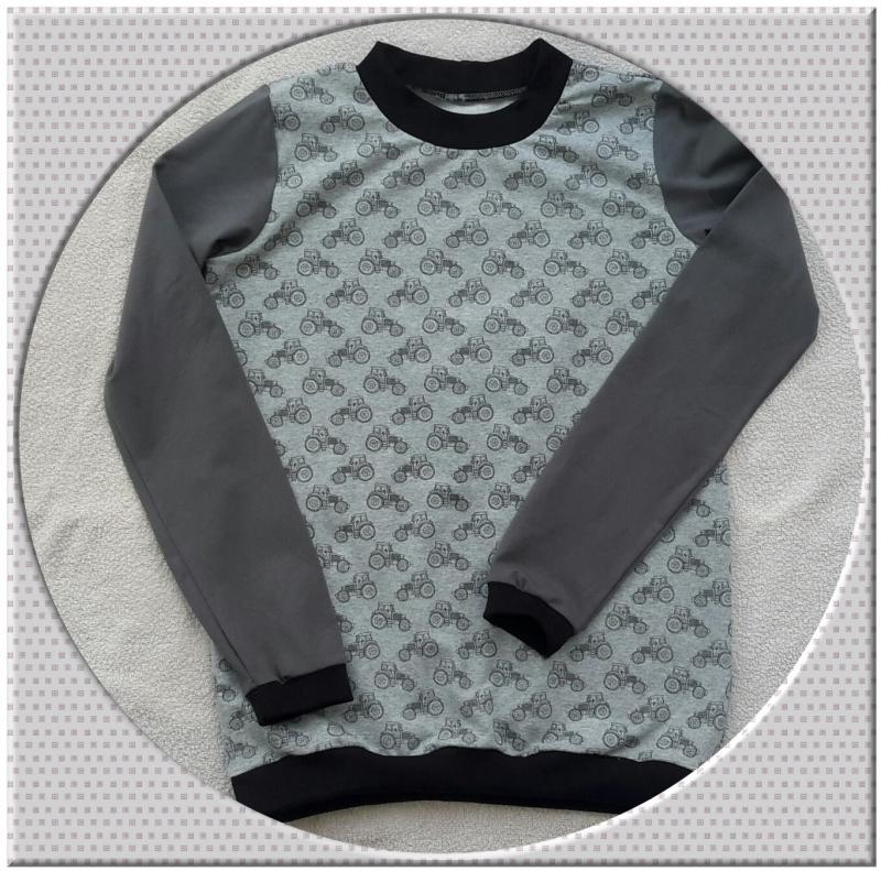 - Jungenlangarmshirt für Treckerfans! Gr.: 140 - Jungenlangarmshirt für Treckerfans! Gr.: 140