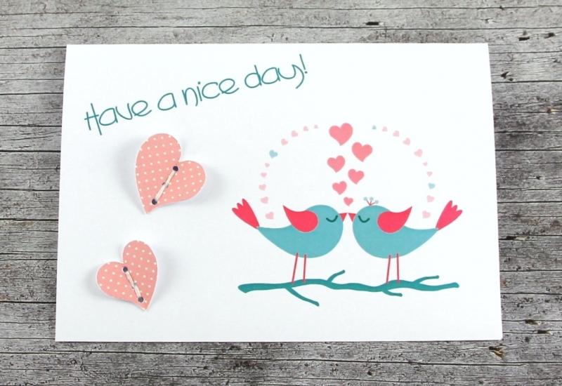 - 3D-Klappkarte **Vogelhochzeit3** von ZWEIFARBIG Grußkarte Hochzeit Glückwünsche Valentinstag Liebeskarte Hochzeitskarte 3D-Karte - 3D-Klappkarte **Vogelhochzeit3** von ZWEIFARBIG Grußkarte Hochzeit Glückwünsche Valentinstag Liebeskarte Hochzeitskarte 3D-Karte