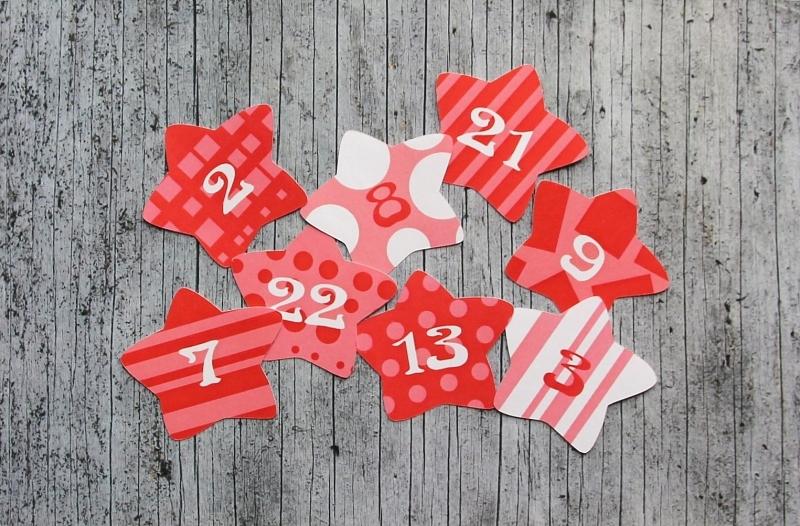 - Adventskalenderzahlen **Rote Sterne** von ZWEIFARBIG 24 Stück Aufkleber Adventskalender Zahlenaufkleber Advent Etiketten Adventszahlen Weihnachten - Adventskalenderzahlen **Rote Sterne** von ZWEIFARBIG 24 Stück Aufkleber Adventskalender Zahlenaufkleber Advent Etiketten Adventszahlen Weihnachten