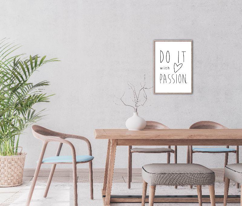 Kleinesbild - Bild Sprüche Lifestyle Deko Küche Esszimmer 2er set Druck (Kopie id: 100284759)