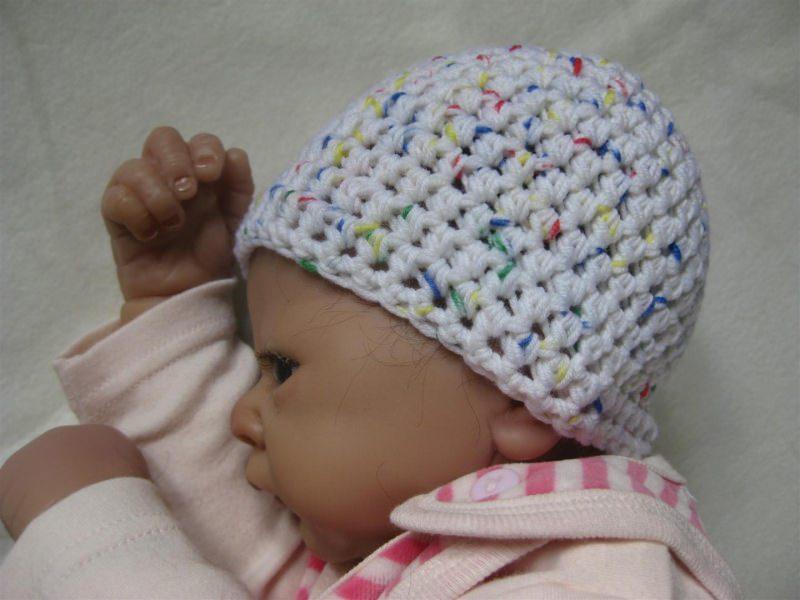 - Babymütze, Neugeborenenmütze, Wintermütze aus weicher Wolle  - Babymütze, Neugeborenenmütze, Wintermütze aus weicher Wolle