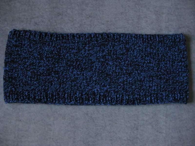 Kleinesbild - Schlauchschal, Loop, Schal, gestrickt