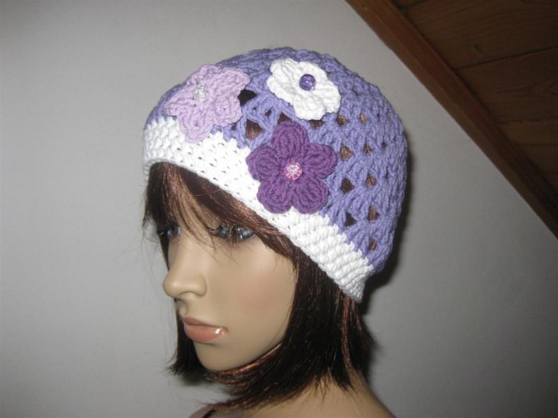 - Mütze, luftige Sommer-Mütze aus elastischer Baumwolle - Mütze, luftige Sommer-Mütze aus elastischer Baumwolle