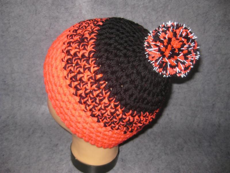 - Mütze mit reflektierender Leuchtbommel, reine Merino-Wolle, Kindermütze - Mütze mit reflektierender Leuchtbommel, reine Merino-Wolle, Kindermütze