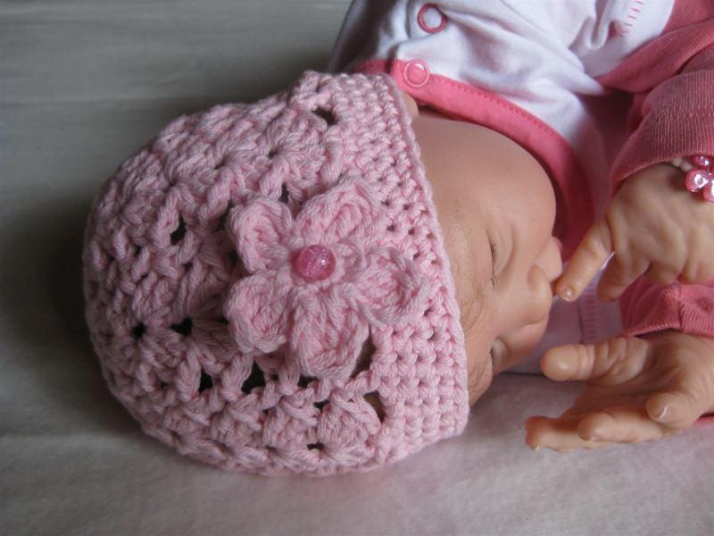 - Babymütze, Neugeborenenmütze, Sommermütze aus Baumwolle - Babymütze, Neugeborenenmütze, Sommermütze aus Baumwolle