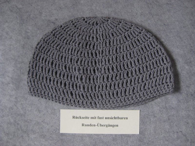 Kleinesbild - Männermütze extrakurz (ohrfrei) und extraluftig, Mütze, aus Baumwolle mit Elasthan