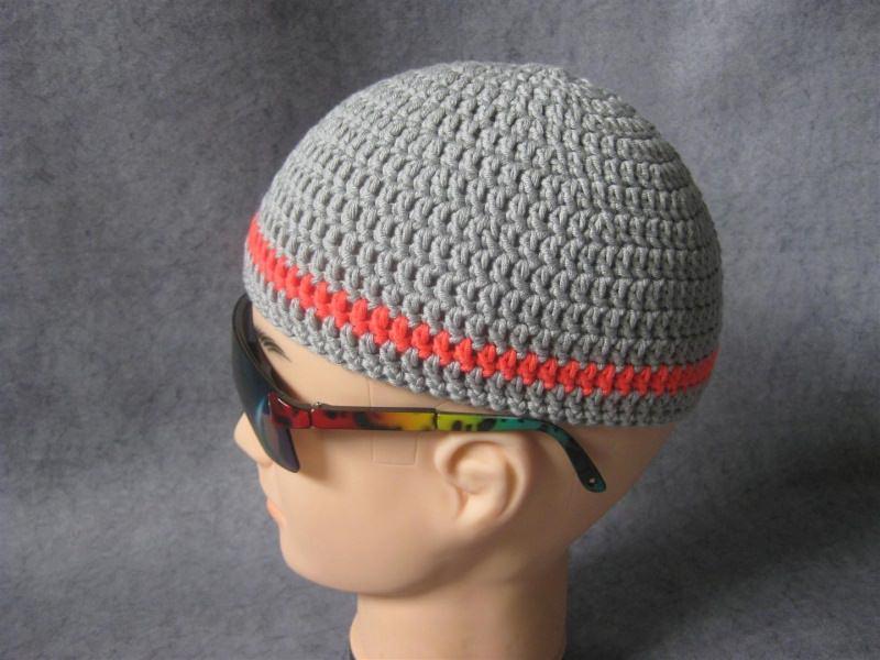 Kleinesbild - Männermütze extrakurz (ohrfrei), aus Garn mit Sonnenschutz, Mütze