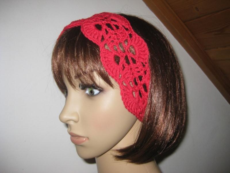 Kopfbedeckung : Haarband aus elastischer Baumwolle, Stirnband ...