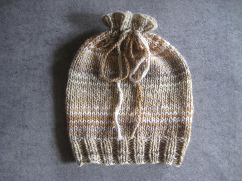 Kleinesbild - Mütze, Longbeanie, Loop - 3 in 1 - variabel tragbar - gestrickt