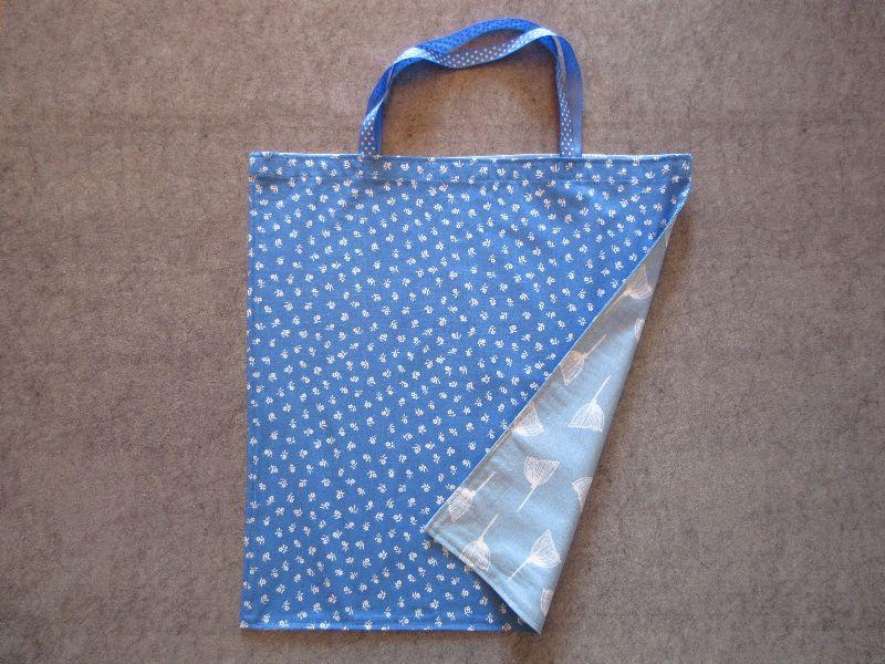 Kleinesbild - Einkaufstasche, Einkaufbeutel, Baumwolltasche, Beutel, Tasche