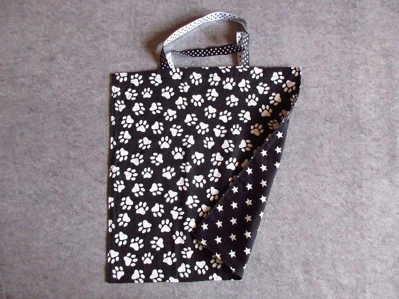 - Einkaufstasche, Einkaufbeutel, Baumwolltasche, Beutel, Tasche, Pfoten - Einkaufstasche, Einkaufbeutel, Baumwolltasche, Beutel, Tasche, Pfoten