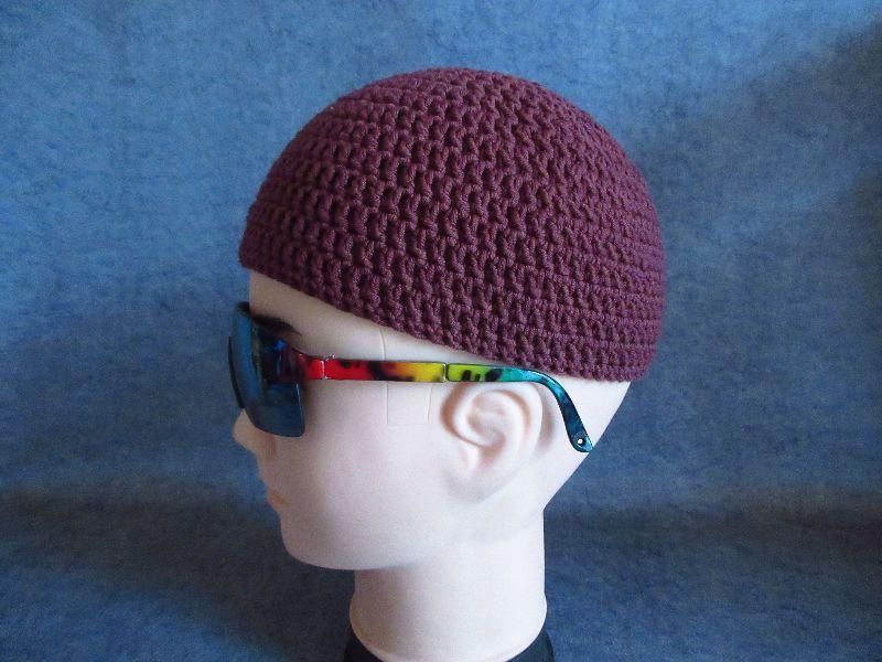 - Männermütze extrakurz (ohrfrei) Gr. L/XL, Mütze, aus Baumwolle mit Elasthan - Männermütze extrakurz (ohrfrei) Gr. L/XL, Mütze, aus Baumwolle mit Elasthan