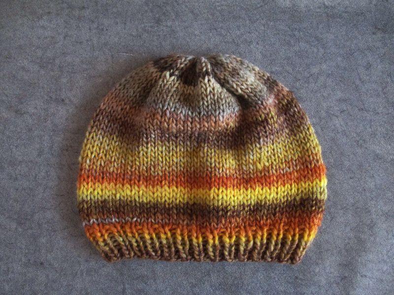 Kleinesbild - Mütze, Beanie, Strickmütze, leicht und in tollen Farben