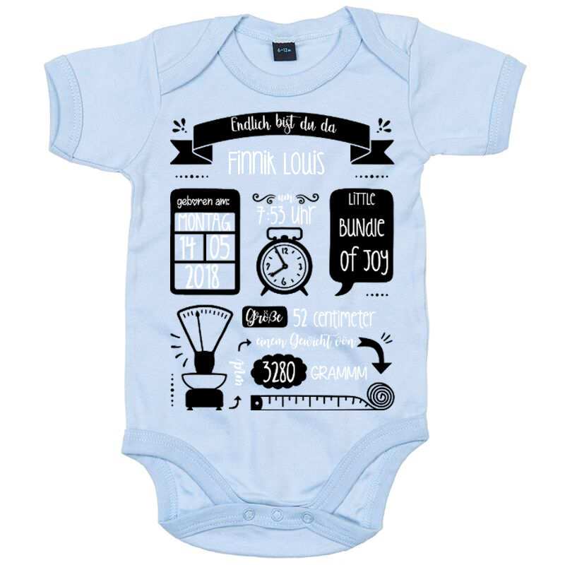 - Geburtsbody zur Geburt - Geburtsbody zur Geburt