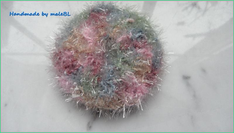 - Peelingpad, Kosmetikpad fürs Gesicht, rosa, grün, blau - Peelingpad, Kosmetikpad fürs Gesicht, rosa, grün, blau