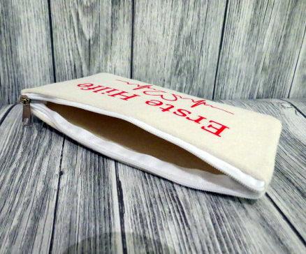 Kleinesbild - Filztasche Erste Hilfe Mäppchen Täschchen Tasche Notfalltasche