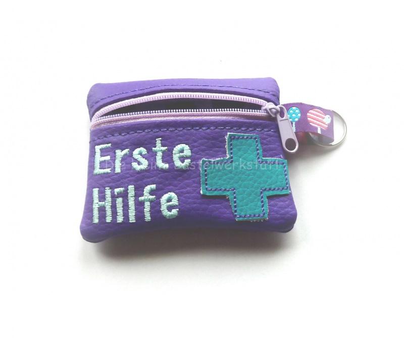 Kleinesbild - Täschchen - Schlüssel Etui - Notfalltasche - Erste Hilfe Tasche