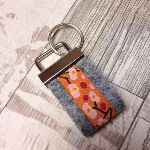 - Schlüsselanhänger aus Filz  - Schlüsselanhänger aus Filz