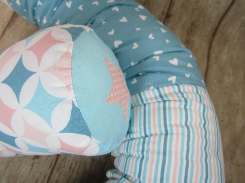 Kleinesbild - Bettschlange/Bettnestchen♥♥