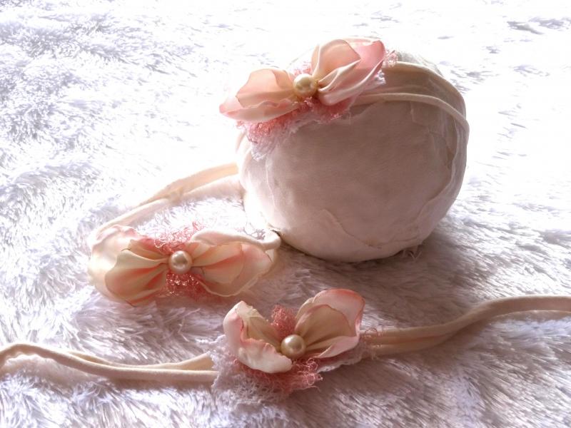 Neugeborenes Baby Mädchen Stirnbänder Stirnband Fotografie Requisiten