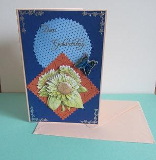 Kleinesbild - Eine Glückwunschkarte der besonderen Art