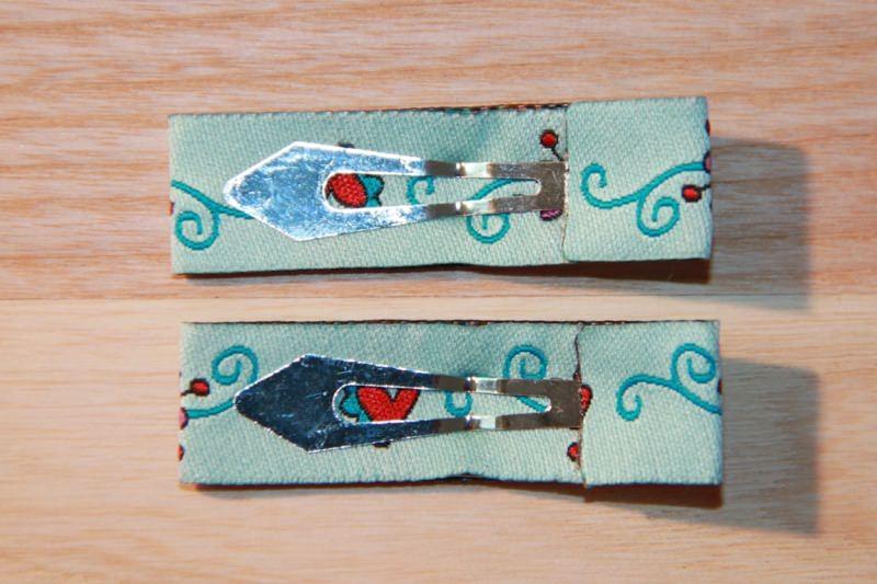 Kleinesbild - Haarspangenset 2 Stück Haarspangen blau, Bliss Bird, Janeas World