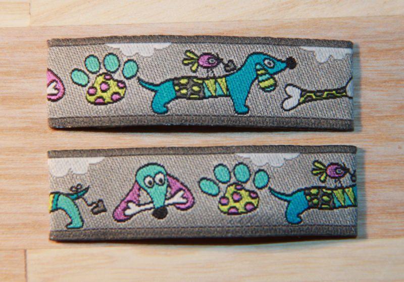 - Haarspangenset 2 Stück Haarspangen Hund, Doggy, Janeas World - Haarspangenset 2 Stück Haarspangen Hund, Doggy, Janeas World