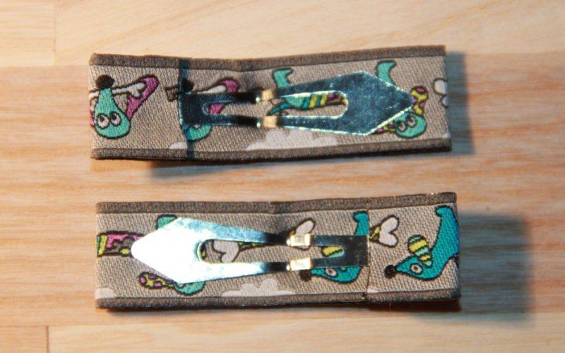 Kleinesbild - Haarspangenset 2 Stück Haarspangen Hund, Doggy, Janeas World