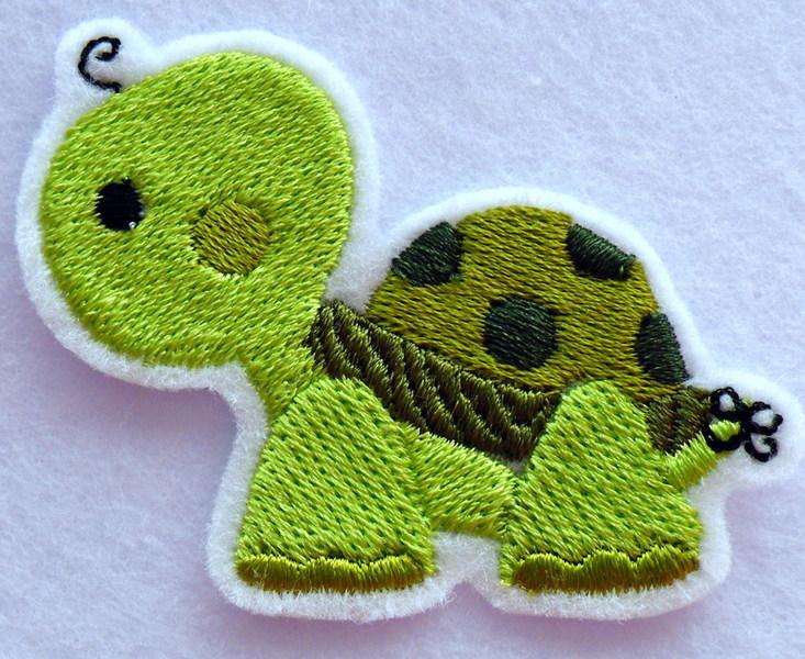 - kleine Schildkröte - kleine Schildkröte
