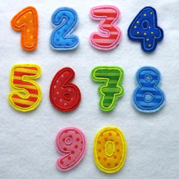 - Zahlen in Ihrer Wunschgröße! - Zahlen in Ihrer Wunschgröße!