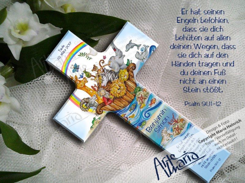 - Taufkreuz ArcheNoah© Benjamin Kinderkreuz Holzkreuz TAUFE (Kopie id: 28571) - Taufkreuz ArcheNoah© Benjamin Kinderkreuz Holzkreuz TAUFE (Kopie id: 28571)