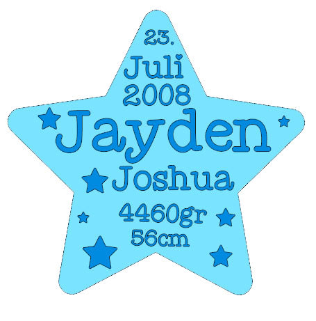 - Bügelbild Geburtstag Birthday Sterne Geburt Daten in Flex - Bügelbild Geburtstag Birthday Sterne Geburt Daten in Flex