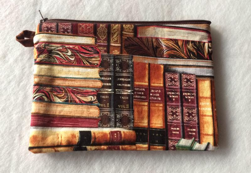 Kleinesbild - E-Reader Tasche oder flache Allzwecktasche