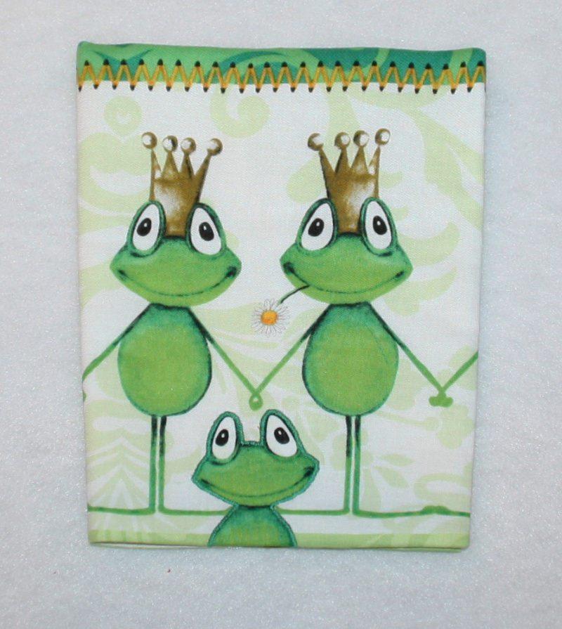 - Hülle für Mutterpass - kiss me frog  - Hülle für Mutterpass - kiss me frog
