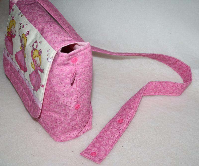 Kleinesbild - Kindergartentasche  -  Kindertasche